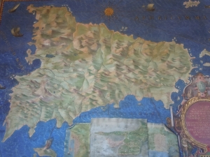 Sicily--Landscapes, nautical charts, maps
