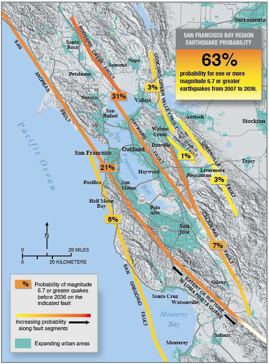 Mapping Fault-Lines in Earthquake Maps | Musings on Maps