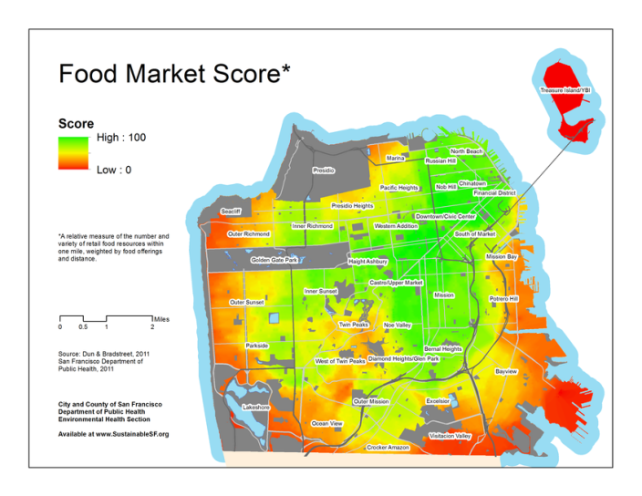 FoodMarketScore