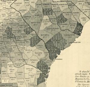Savannah and South Carolina
