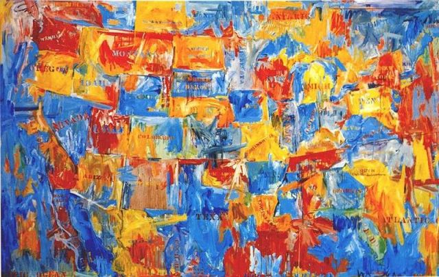 800px-Jasper_Johns's_'Map',_1961