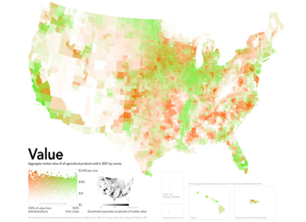 Agricultural Value Map.rankin