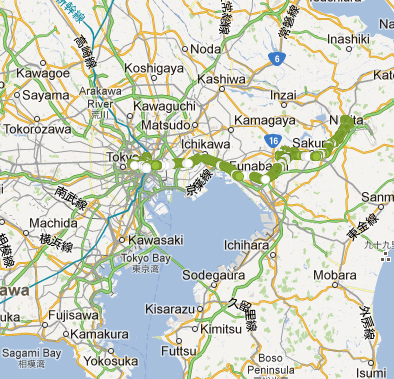 Tokyo traffic Safequest