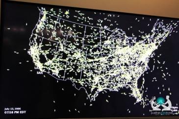 Airplane Flight Maps