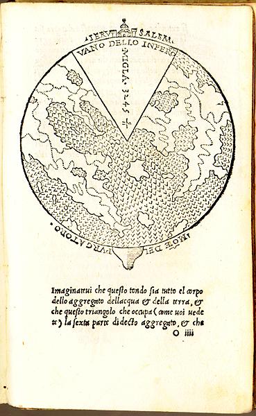 Benivieni 1506 Dante's Hell
