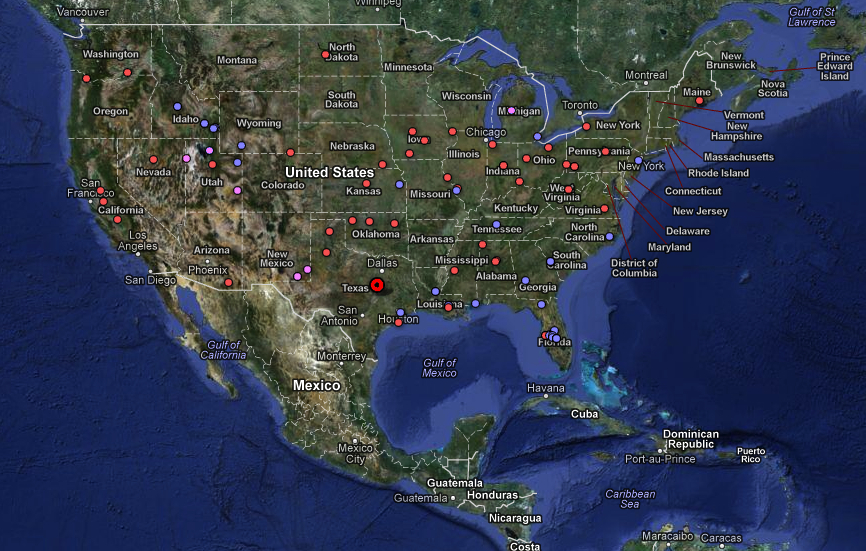 Fertilizer Plants in the USA