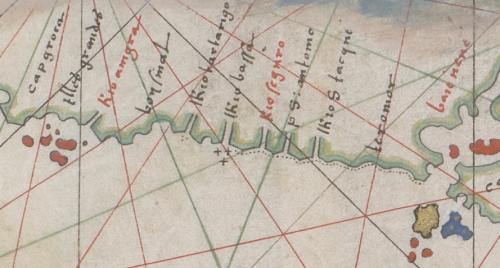 java's Coastlines