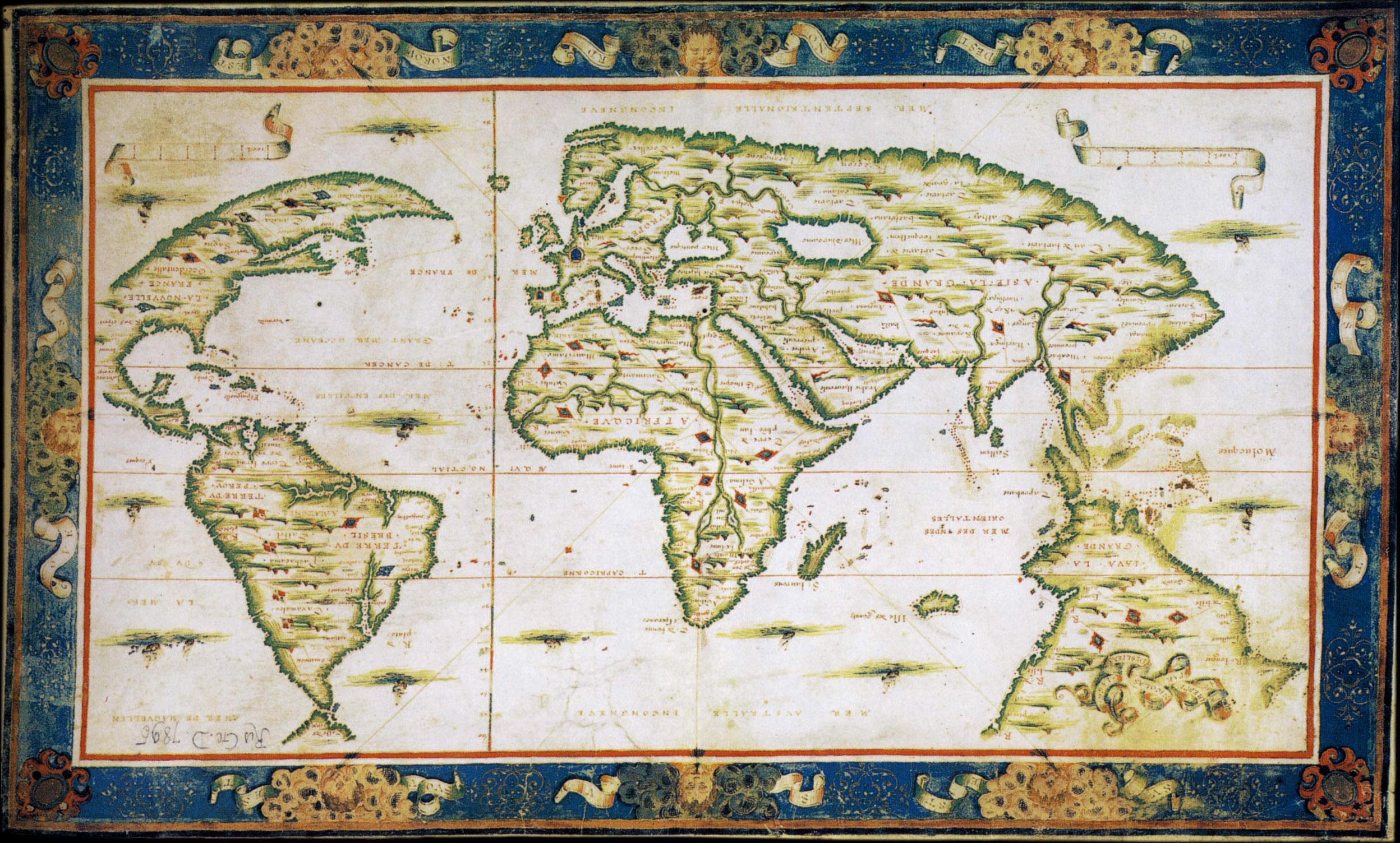 Java La Grande Musings on Maps