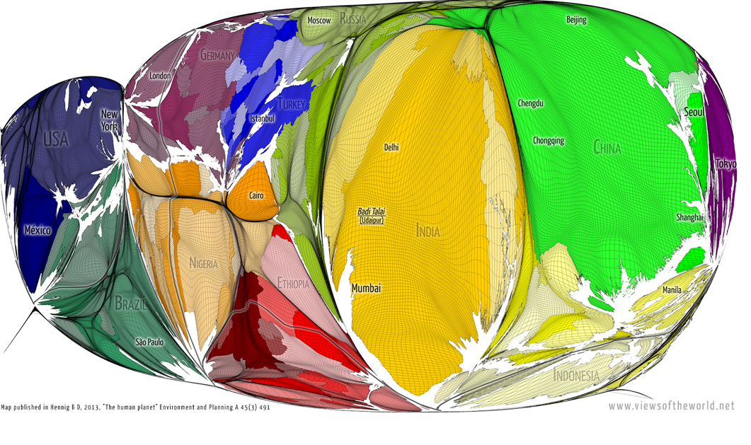 %22Human Planet%22 by Hennig