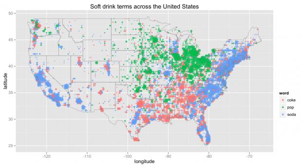 Chen's Soda Map