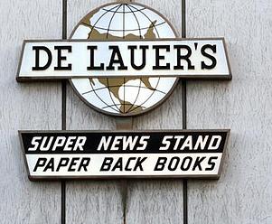 De Lauer's Globe