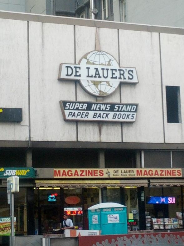 DeLauer's Storefront