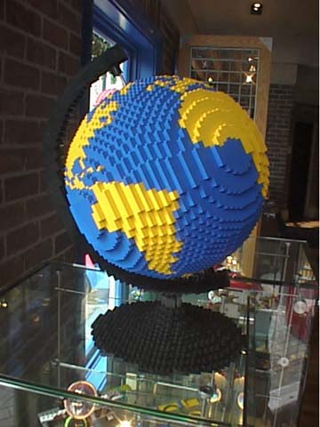 Eric Harshbarger's Globe