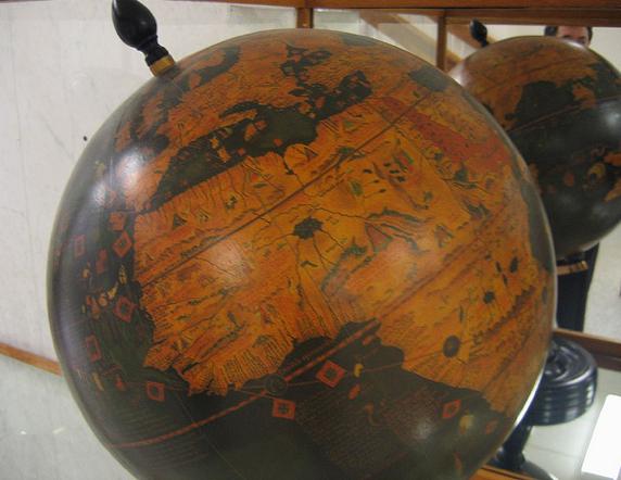 Globe of Behaim- Africa