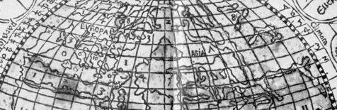 Globe of Ptol Teutsche