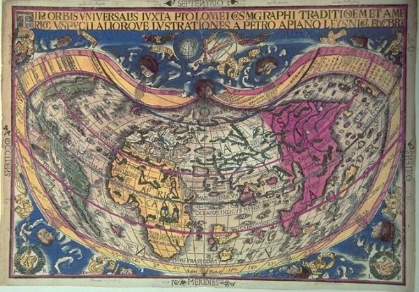 Iuxta Ptolemei Cosmographi Traditionem