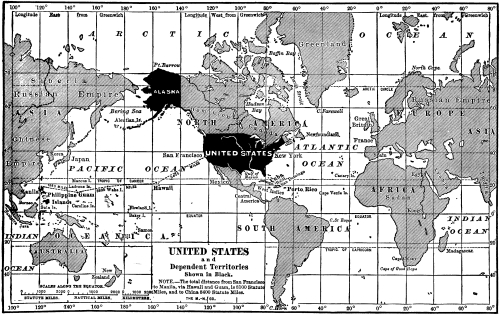 Uniteed States and Dependent Territories