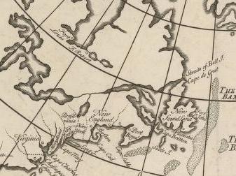 Upper Canada--1748