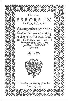 EdwardWright-CertaineErrorsinNavigation-1599