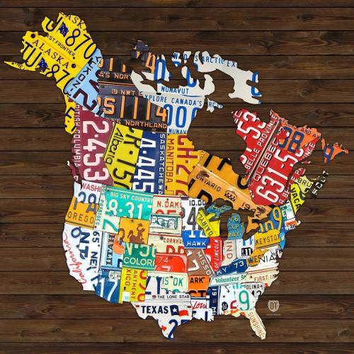 license-plate-map-of-north-america-canada-and-united-states-design-turnpike