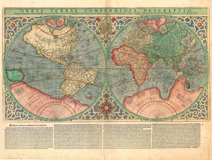 MErcator 1579