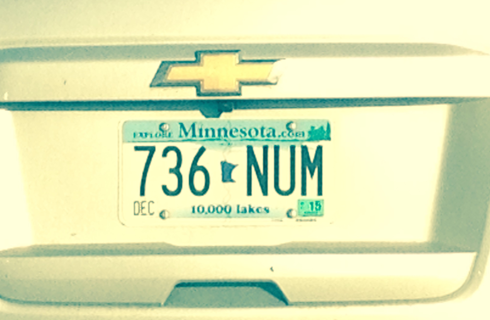 Minnesota hatchback