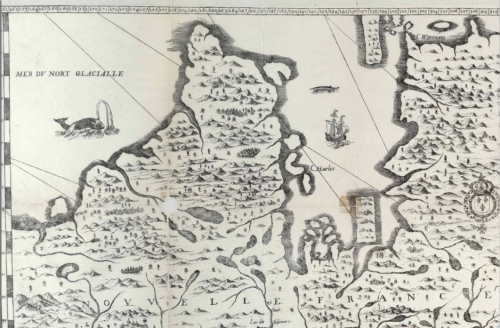 Nouvelle France 1632 WISC