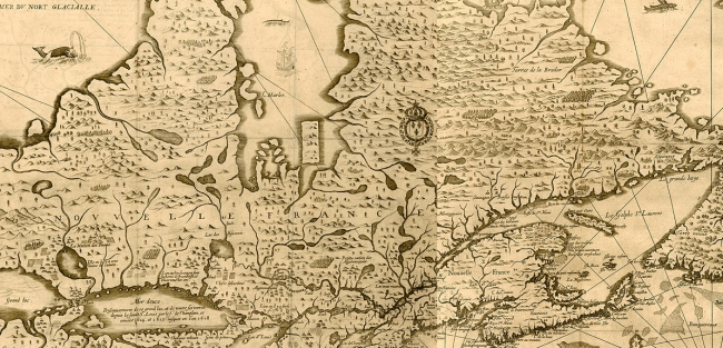 Nouvelle France 1632