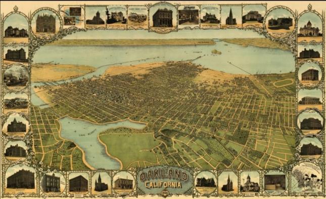 Oakland 1900