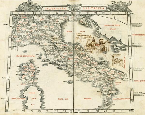 Sylvanus' Adriatic