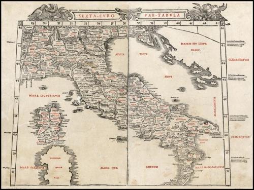 Sylvanus Italy--Europe 6