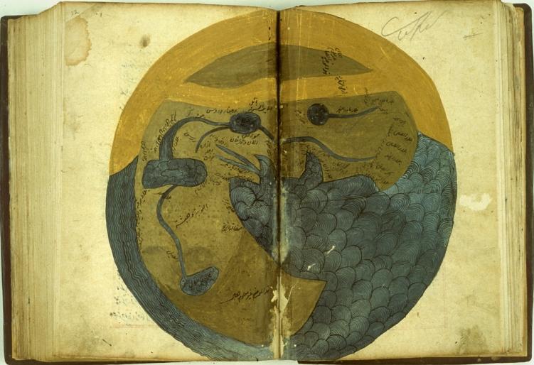 al qwazwini  1537 w india