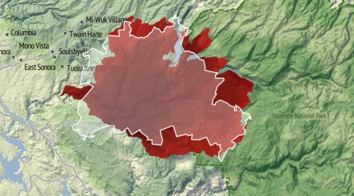 Berlin Mapped on Yosemite Blaze