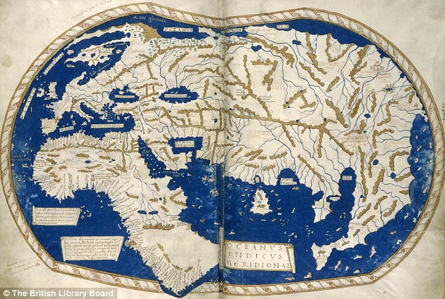 Nautical charts musings on maps hmartellus world map gumiabroncs Images