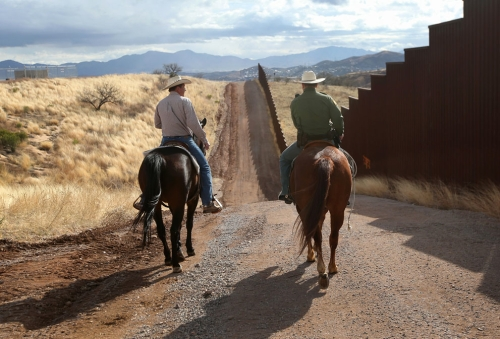 John More:Getty Images-Cowboys on Borders
