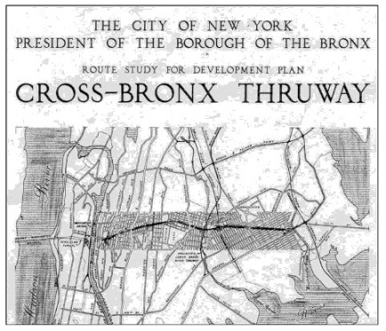 cross-bronx-route-study