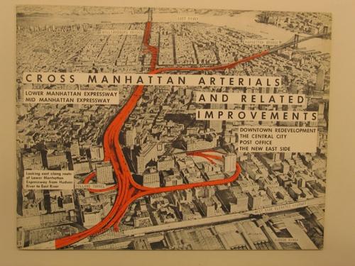 Cross-Manhattan Expressway