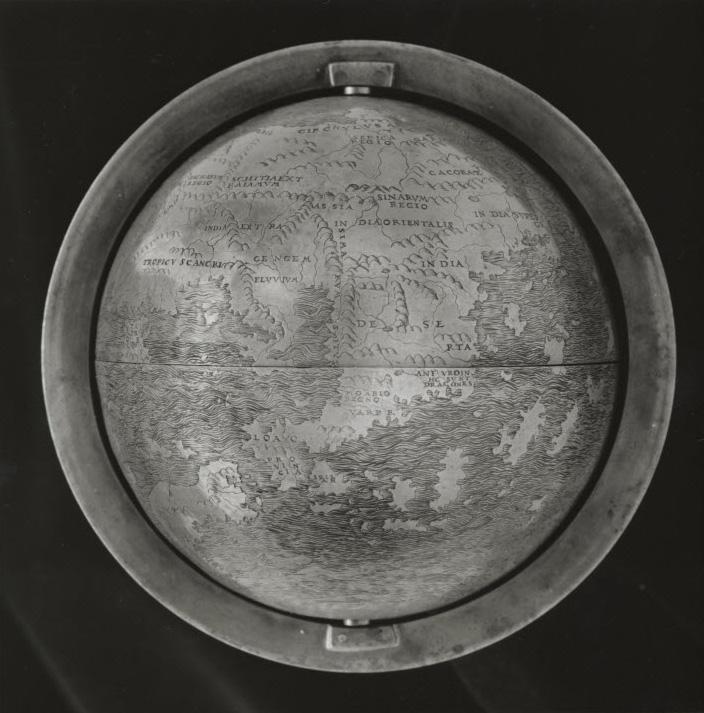 Lenox Globe NYPL