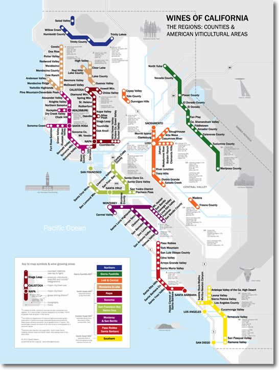 San Francisco Bay Area  Musings on Maps