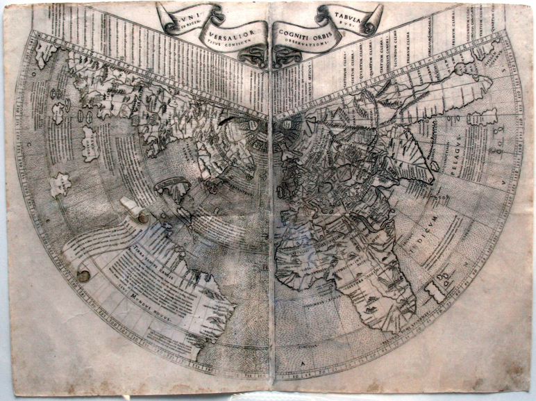 Ruysch world map
