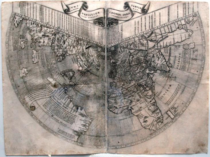 Leonardo da vinci musings on maps sciox Choice Image