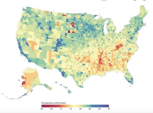 Racial Dot Map | Musings on Maps