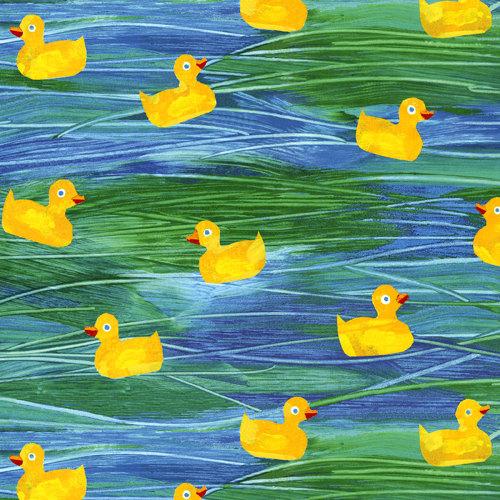 Carle's Ten Ducks