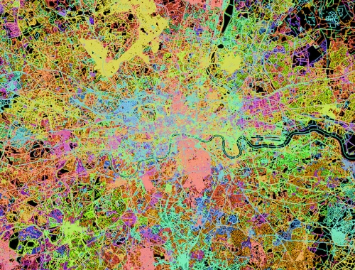 contributors to London OSM