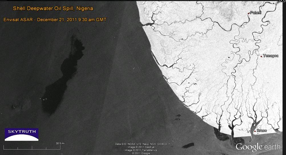 Deepwater Spill Nigeria