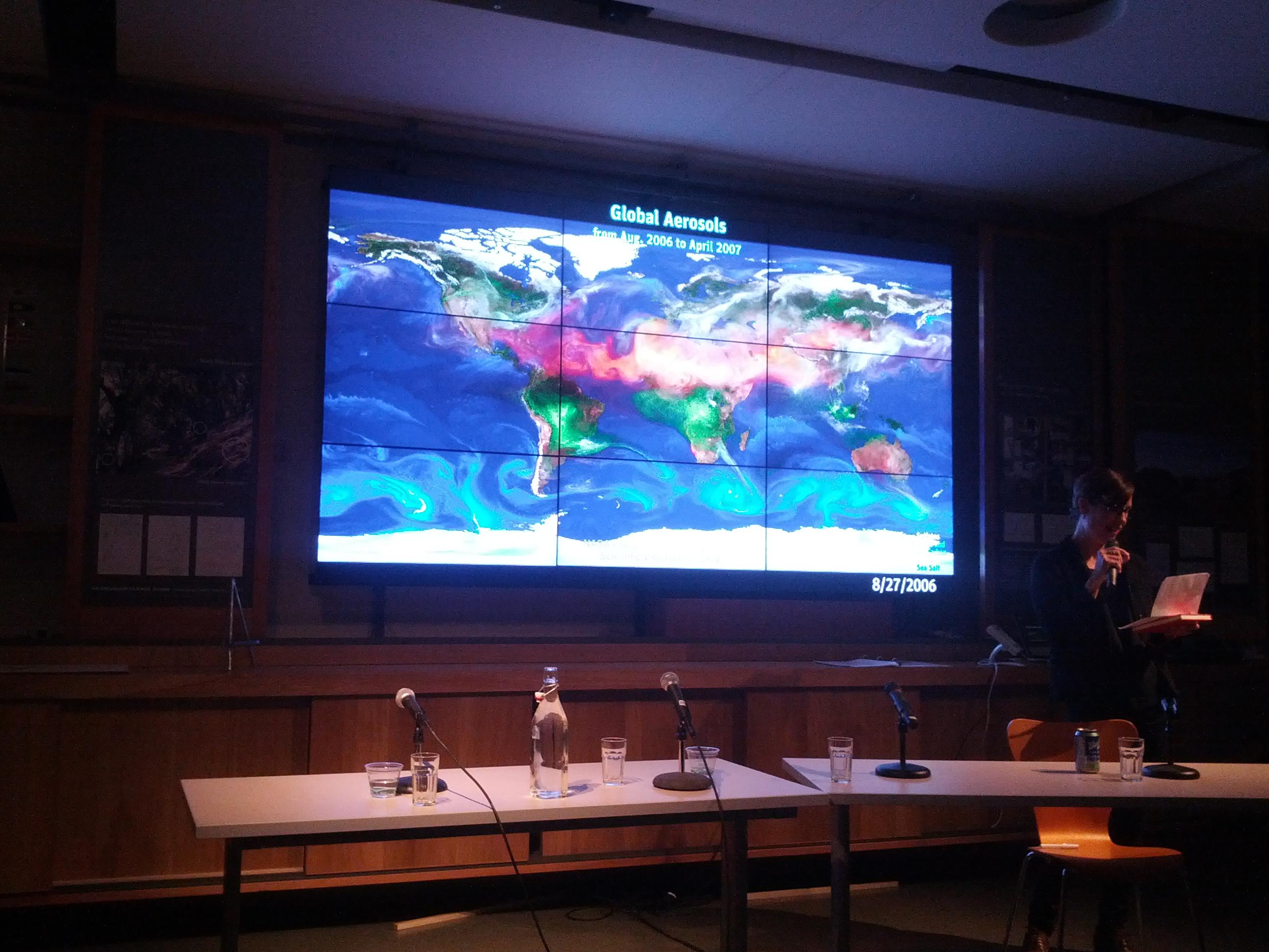 Global Aerosols Exploratorium