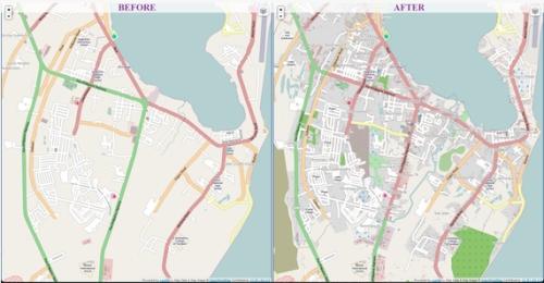 Mapping Tacloban via OSM