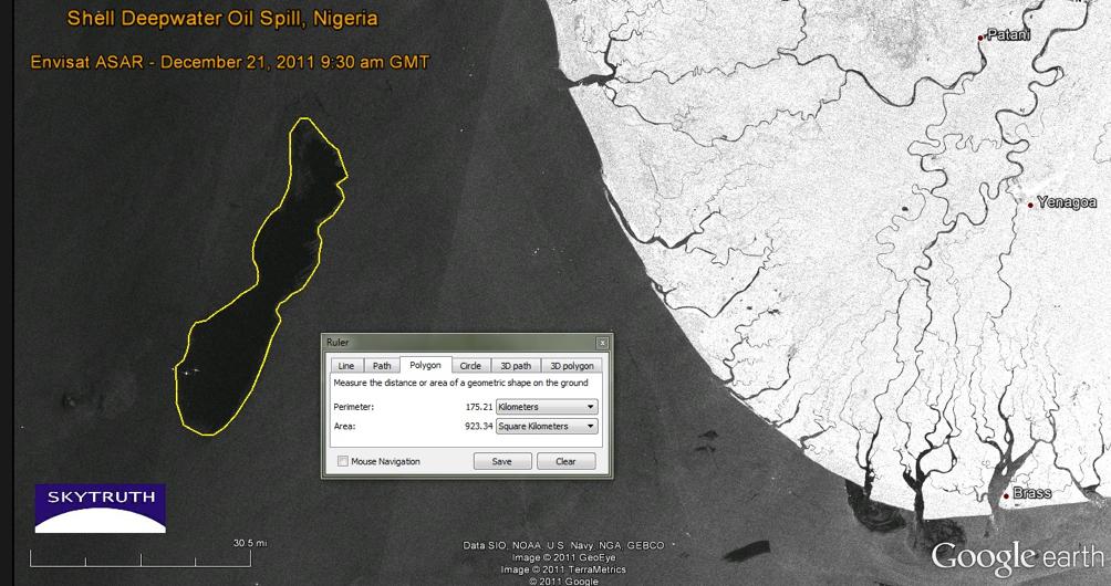 Shell Deepwater Spill