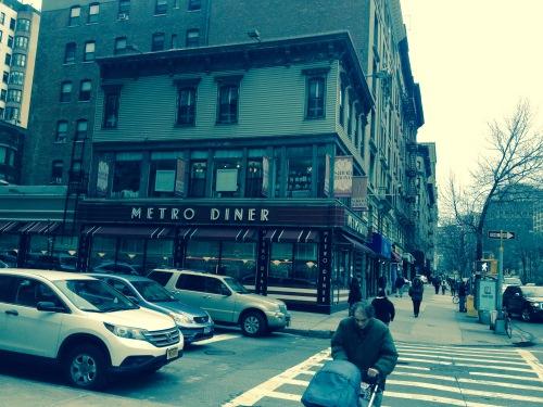 urban metro diner