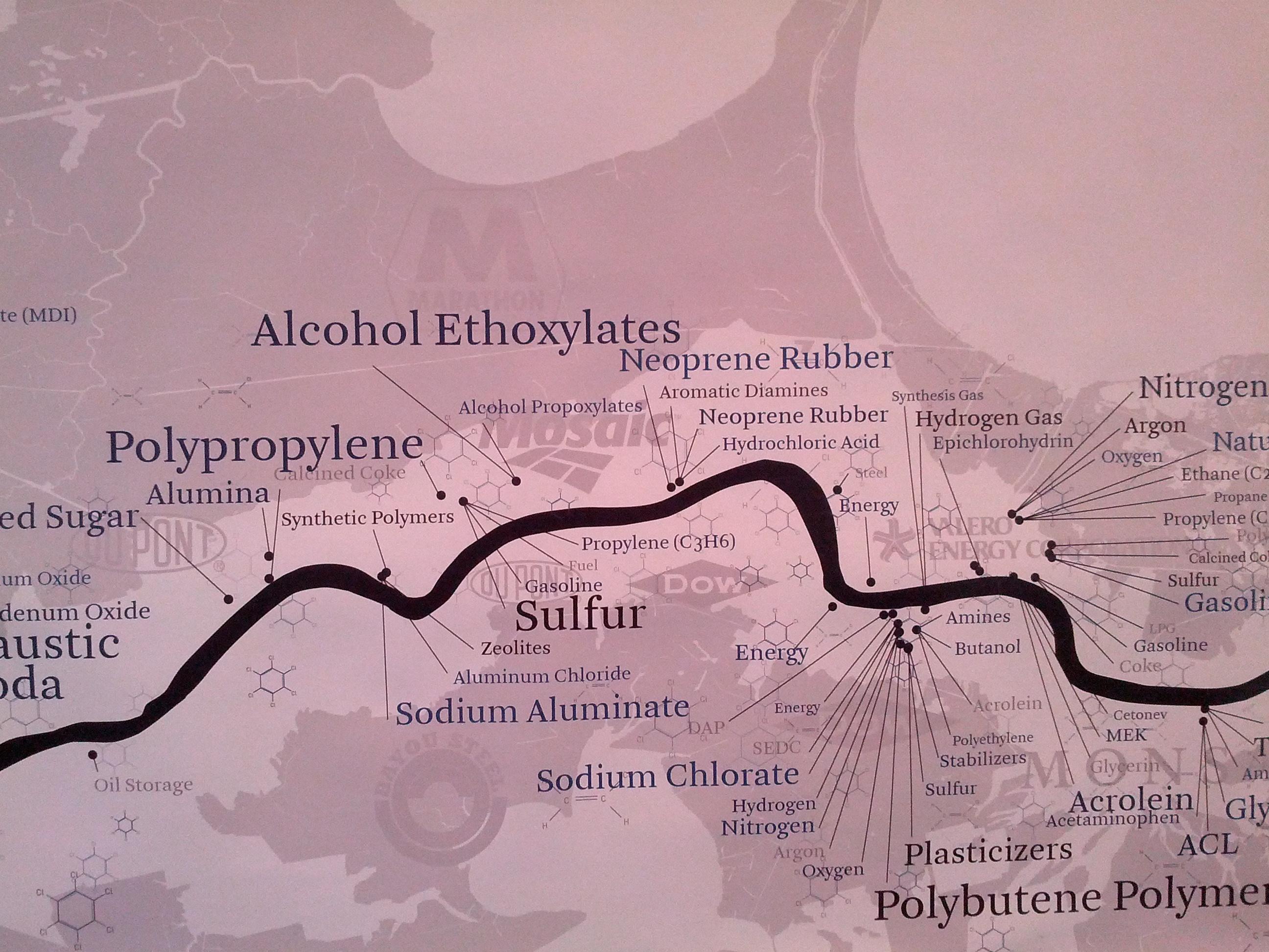 Alcohol Exoxylates